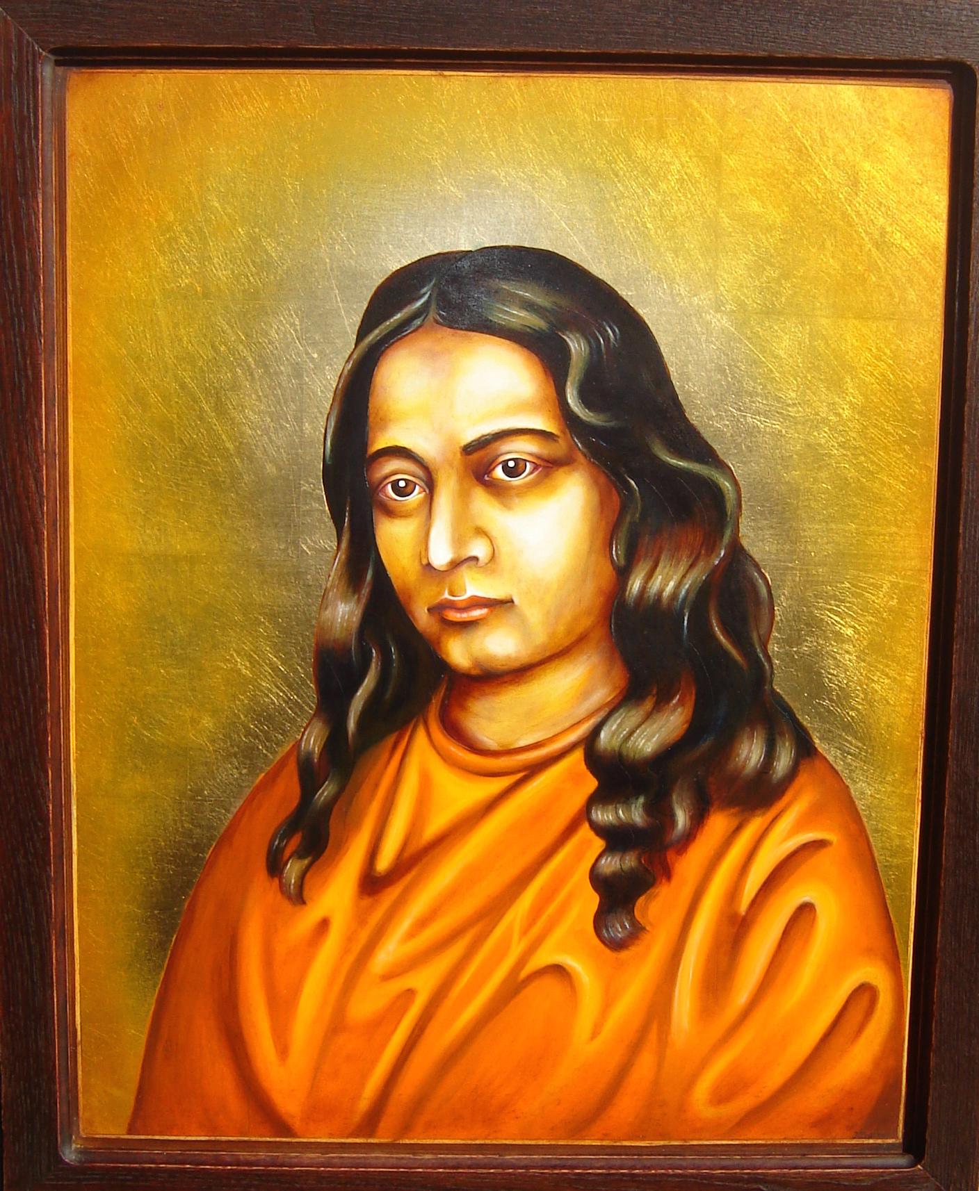 Jógi szentek - Paramahansza Jogananda
