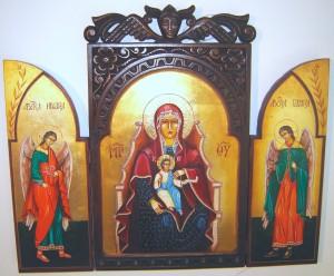 Szárnyas oltár
