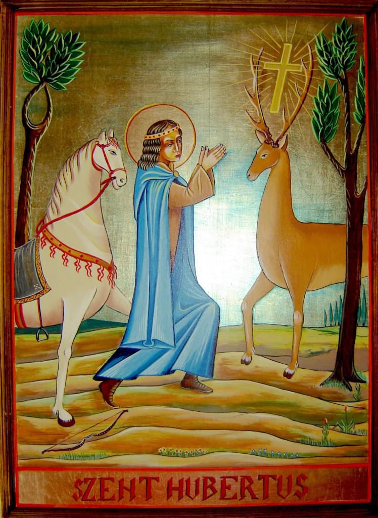 Szent Hubertus