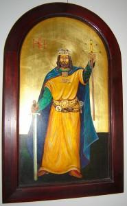 Szent István II.