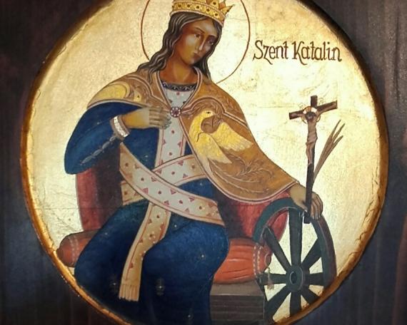 SZENT KATALIN